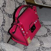 Angeli & Rebel's - sac à main cuir véritable - Nefertiti Fuchsia