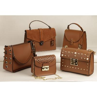 sac cuir collection Angeli & Rebels