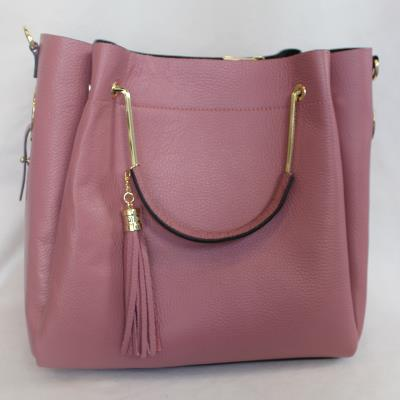 Angeli & Rebel's - sac en cuir - Lydia - Rose